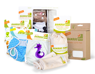 Bamboo Dappy Diapers